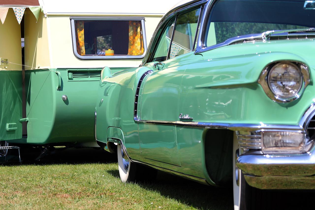 Cadillac and Caravan